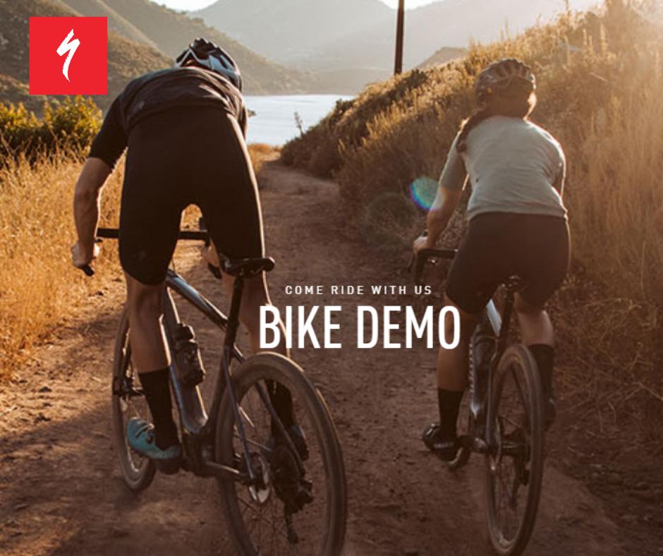 Specialized Bike Demos | Where Can I Demo Specialized Bikes