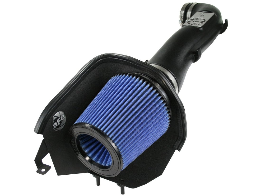 An open-element cold-air intake is one of the few engine performance mods that can increase performance and fuel economy. The open filter element is proven to reduce intake restriction. Dollar for dollar, there is not a better performance modification.