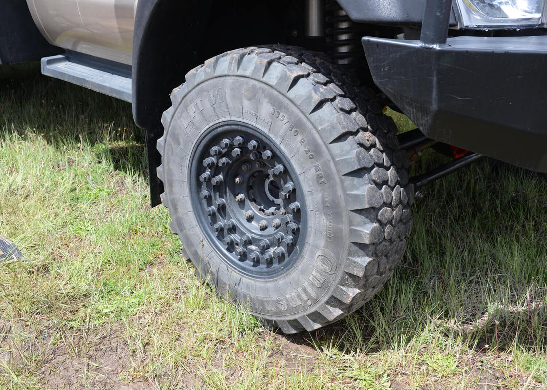 Tire and wheel selection plays an essential part in maintaining fuel economy. Avoiding heavy, luggy, and overly wide tire and wheel combinations will help improve fuel economy. Even making the switch from a mud-terrain tire to a milder all-terrain tire will be noticeable at the pump.