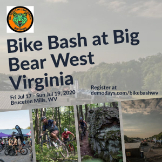 Bike Bash at Big Bear West Virginia