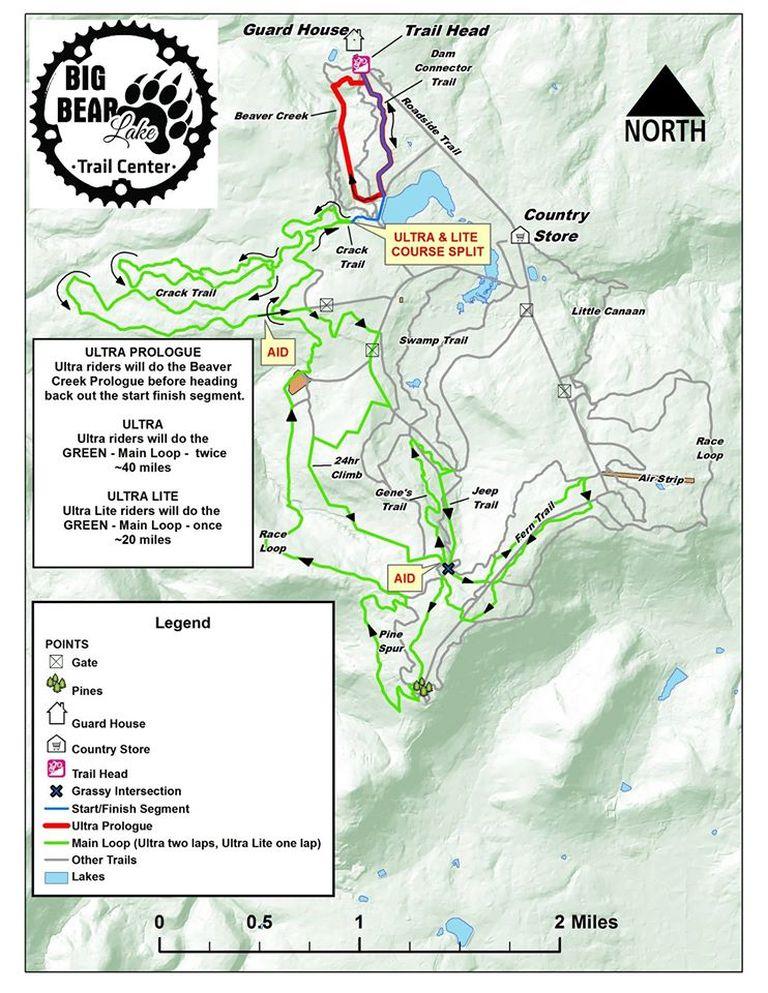 Big Bear Lake Trail Center Family Camplands Product Demos Venue