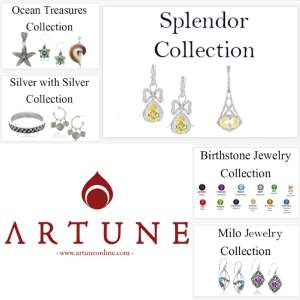 Artune Jewelry at Costco Commack