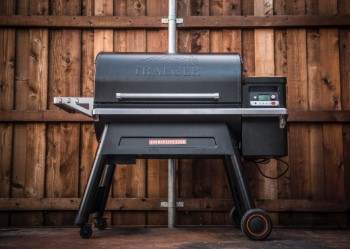 Traeger Pellet Grills at Costco Santa Cruz