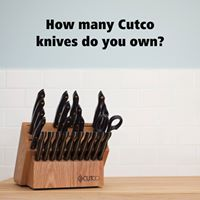Cutco Cutlery at Costco W Plano