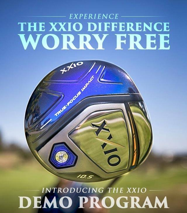 XXIO Golf Demo Day at Pga Show 2019
