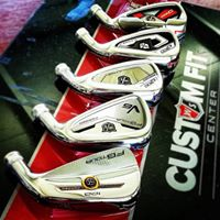 Wilson Staff Golf Demo at Sittler Golf Center - April