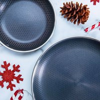 HexClad Cookware at Costco Sparks