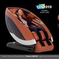 Human Touch Massage Chairs at Costco Irvine