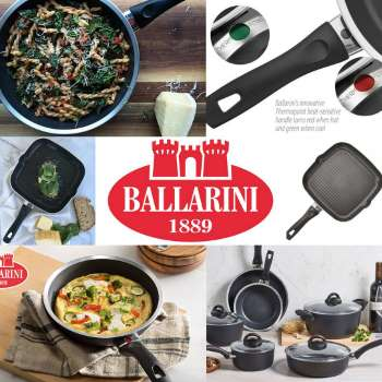 Ballarini Cookware at Costco Fullerton