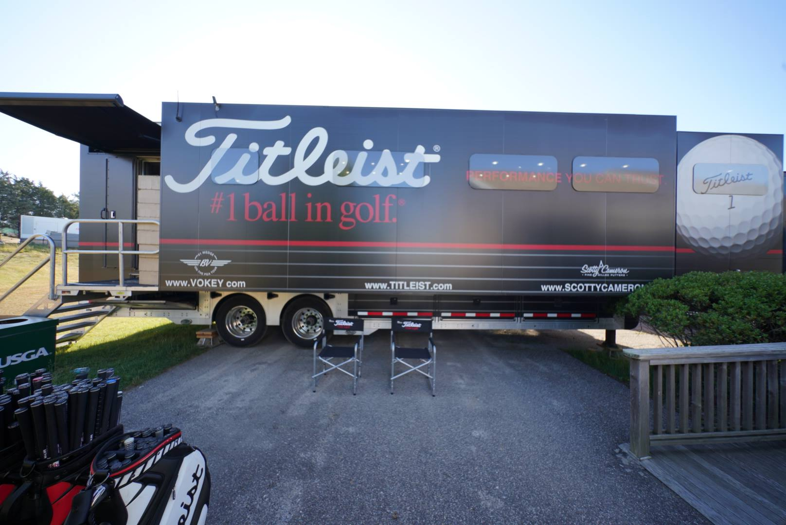 Titleist Fitting Day at Riverside Golf Academy