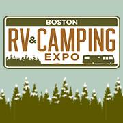 New England Boston RV & Camping Expo at the Boston Convention & Exposition Center Boston, Massachusetts