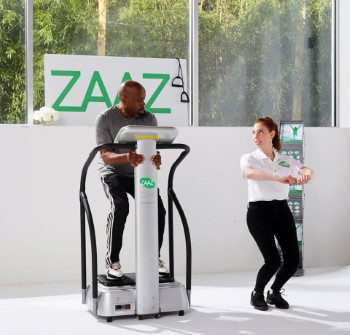 Zaaz Oscillating Exercise Machines at Costco Pompano