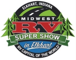 Midwest RV Super Show at the RV/MH Hall of Fame - Elkhart, Indiana