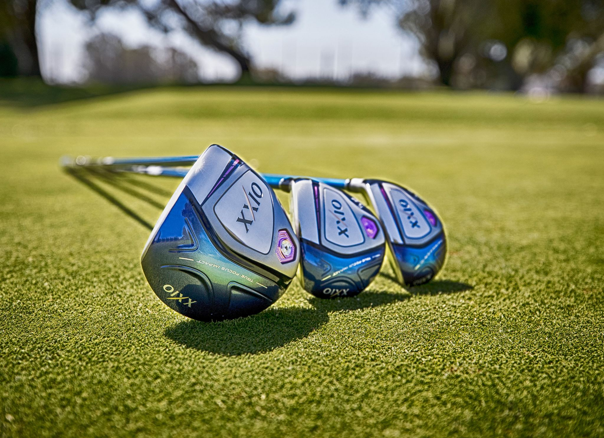 XXIO Golf Demo Day at  Haggin Oaks Golf Complex