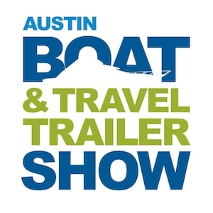 Austin Boat & Travel Trailer Show at the Austin Convention Center - Austin, Texas