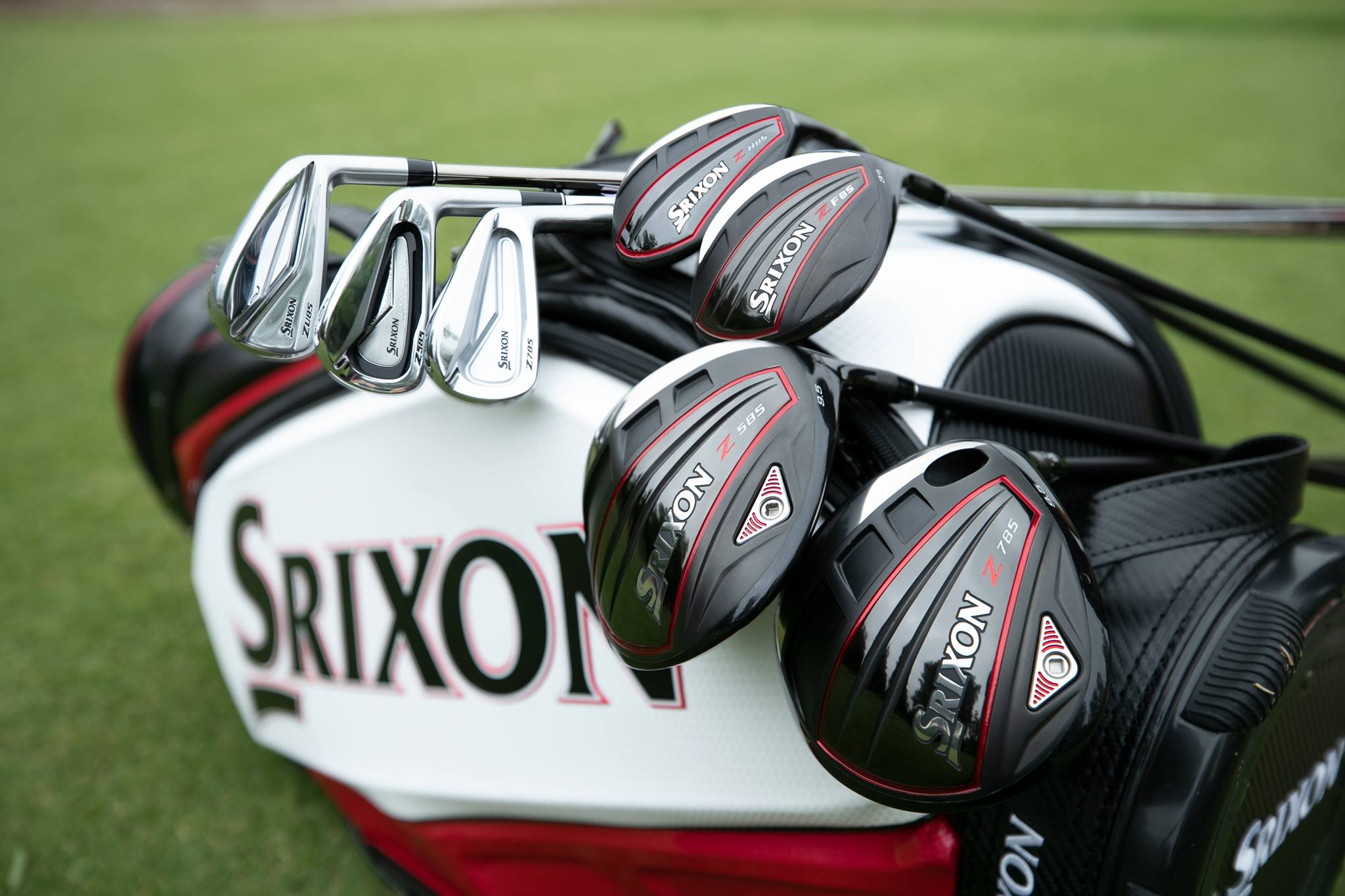 Srixon Golf Demo Day at ELIZABETH MANOR GOLF  COUNTRY CLUB