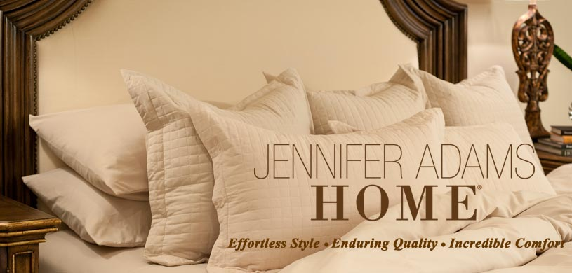 Jennifer Adams HOME Bedding Collection at Costco Superior