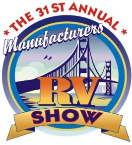 Manufacturers RV Show & Sale at the Alameda County Fairgrounds - Pleasanton, California