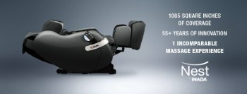 Inada Massage Chairs at Costco Garden Grove