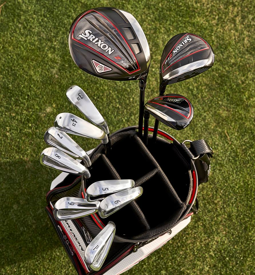 Srixon Golf Demo Day at Centerbrook Golf Course