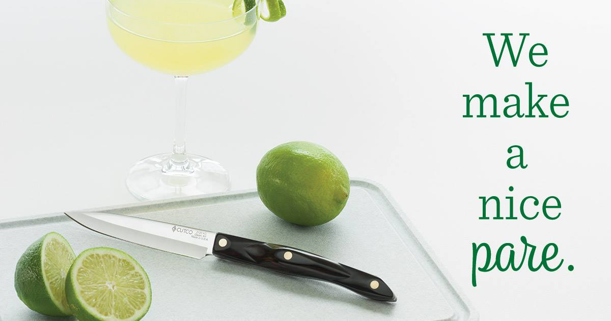Cutco Cutlery at Costco Redding