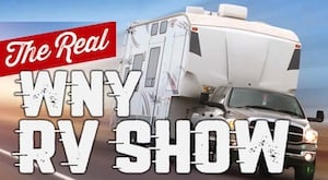 Western New York RV Show at the Erie County Fair Grounds - Hamburg, New York