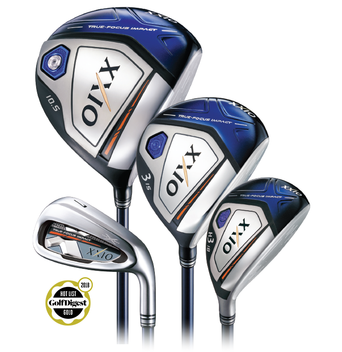 XXIO Golf Demo Day at Woodforest Golf Club