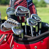 Wilson Staff Golf Demo at Roger Dunn North Hollywood - February