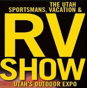Utah Sportsmens, Vacation & RV Show at the Mountain America Expo Center - Sandy, Utah