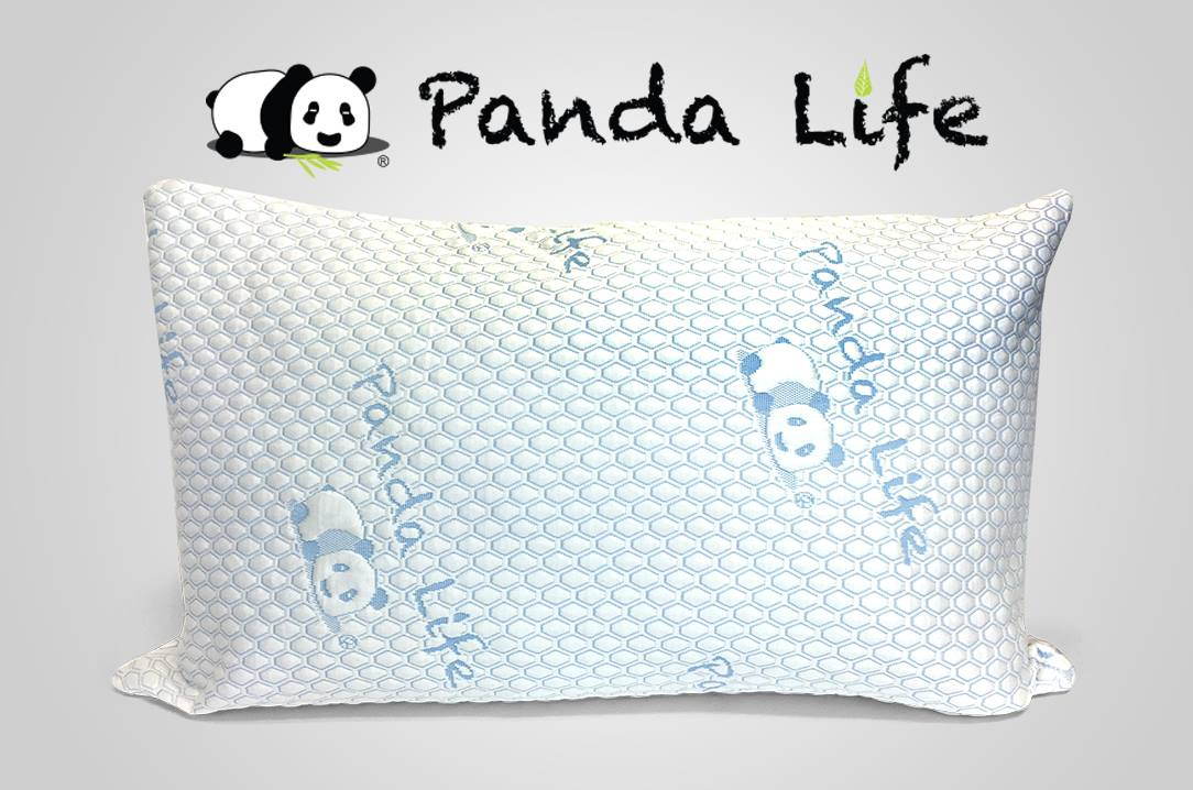 Panda Life Pillow at Costco Concord
