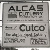 Cutco Cutlery at Costco Roseville