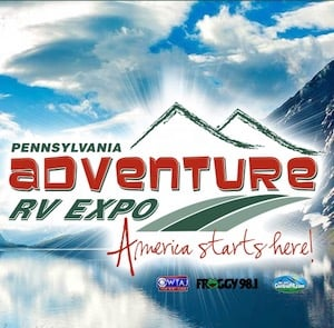 Pennsylvania Adventure RV Expo at the Blair County Convention Center - Altoona, Pennsylvania