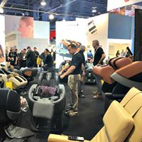 Human Touch Massage Chairs at Costco Altamonte Springs