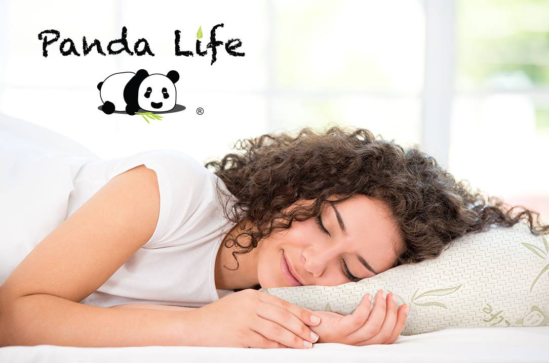 Panda Life Pillow at Costco Chino Hills