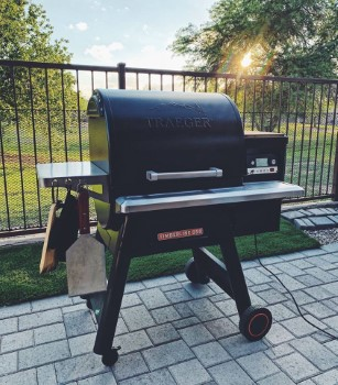 Traeger Pellet Grills at Costco St Charles