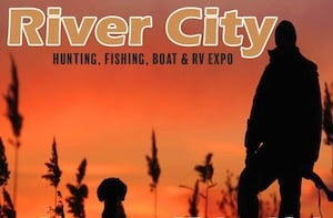 River City Hunting, Fishing, RV & Boat Expo at the Mid-America Center - Council Bluff, Iowa