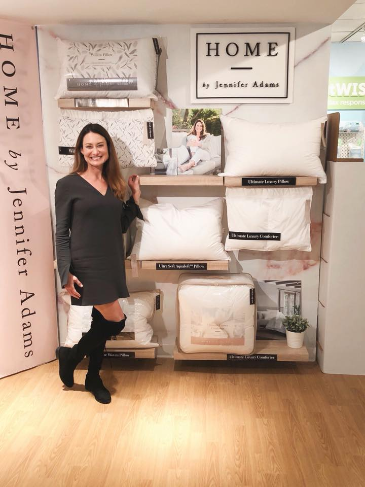 Jennifer Adams HOME Bedding Collection at Costco San Francisco