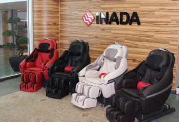 Inada Massage Chairs at Costco Lancaster