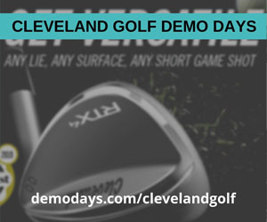 Cleveland Golf Scoring Clinic at Downers Grove Golf Club - July 31