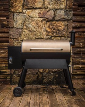 Traeger Pellet Grills at Costco Easton