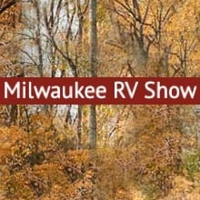 Milwaukee RV Show at the Wisconsin Exposition Center - West Alias, Wisconsin