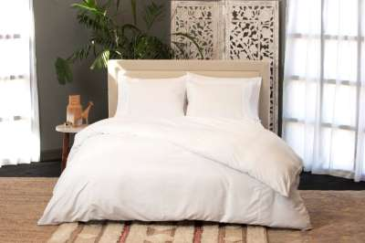 Jennifer Adams HOME Bedding Collection at Costco Gypsum