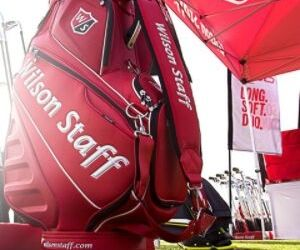 Wilson Staff Golf Demo at Victoria Park Golf Complex - Austrailia - 14-Apr-2020