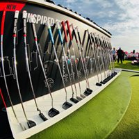 Wilson Staff Golf Demo at Roger Dunn North Hollywood - March