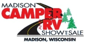 Madison Camper & RV Show & Sale at the Alliant Energy Center Exhibition Hall - Madison, Wisconsin