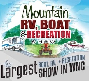 Mountain RV, Boat & Recreation Show at the WNC AG Center - Fletcher, North Carolina