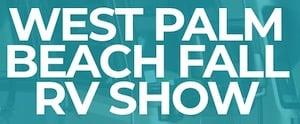 West Palm Beach Fall RV Show at the South Florida Fairgrounds - West Palm, Florida