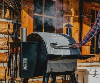 Traeger Pellet Grills at Costco Deerfield