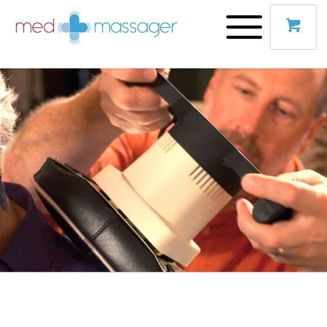 Medmassager Handheld Massage at Costco Woodmore Towne Centre