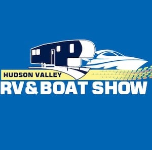 Hudson Valley RV & Boat Show at the Hudson Valley Community College - Troy, New York